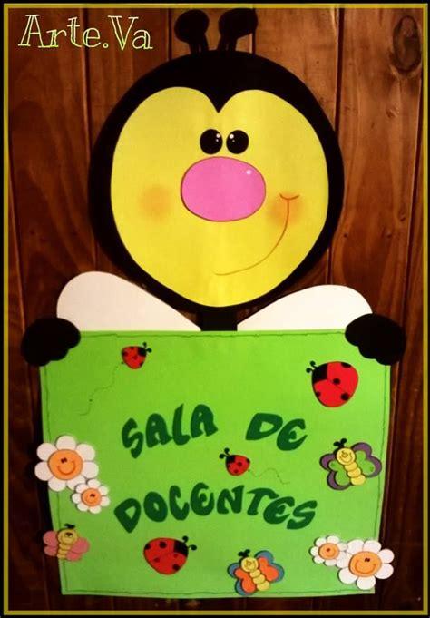 imagenes infantiles hechas en foami cartel abejita para salas carteles infantiles