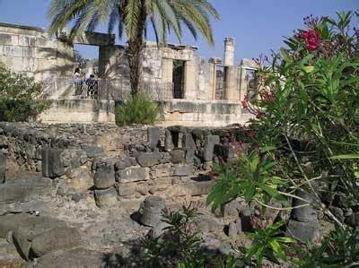 Tafsiran Alkitab Abad Ke 21 Jilid 3 Matius Wahyu Hc kapernaum kuno