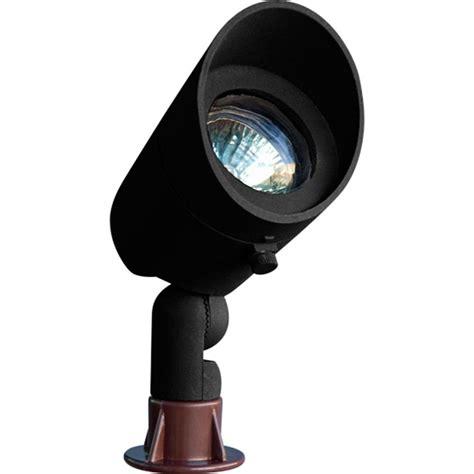 Outdoor Directional Lighting Filament Design Skive 1 Light Black Outdoor Directional Spot Light Cli Dbm2642 The Home Depot