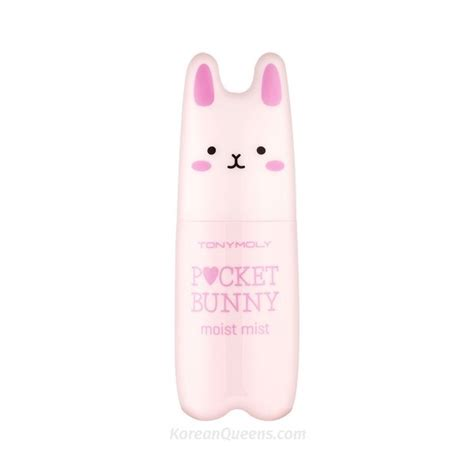 Harga Tony Moly Pocket Bunny Sleek Mist tony moly pocket bunny moist mist