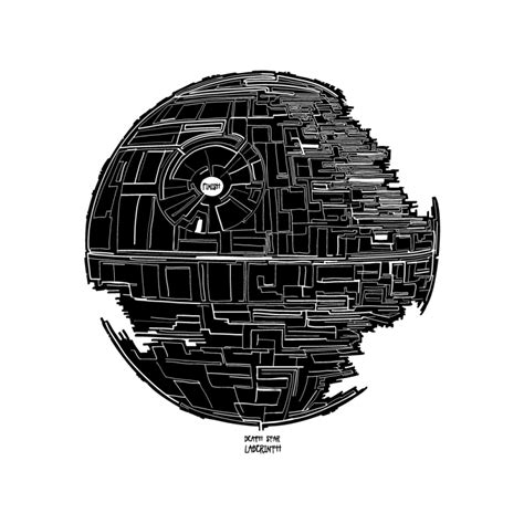 vinyl star wars death star