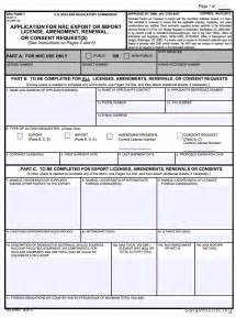 Export license form sample export license form sample forms