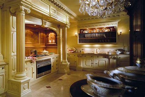 luxury  elegant kitchens  clive christian extravaganzi