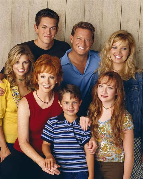 the cast and crew of reba tv show pinterest discover and save creative ideas