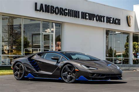 Automobili Lamborghini America Lamborghini Centenario Celebrates Founder Ferruccio