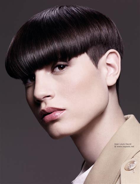 hair above ear korte coupe voor vrouwen met achterkant en zijkanten erg