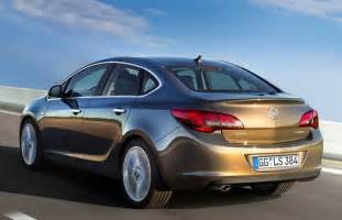 Opel Astra Sedan 2014 Opel Astra Review Prices Specs