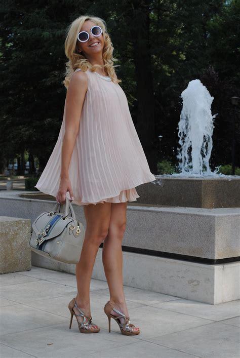 Jv Dress Wedges Sunglases manuella lupascu sheinside dress zara sandals romwe sunglasses day dreamer lookbook