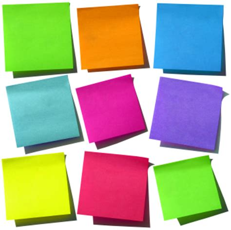 Memo Tempel Sticky Notes Post It Stick It Plester Tensoplast Sno048 post it note vector clipart best