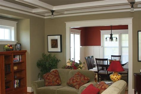 Craftsman Interior Colors by Interior Colors For Craftsman Style Homes Myideasbedroom