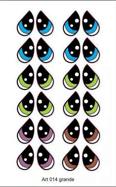 moldes de ojos las 25 mejores ideas sobre ojos para imprimir en pinterest