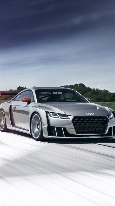 audi iphone background page