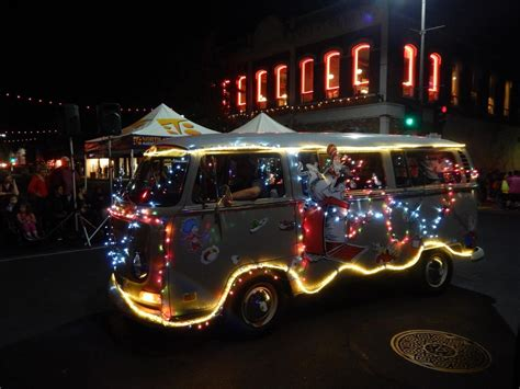 parade of lights chico chico community sparkles in electric light parade the
