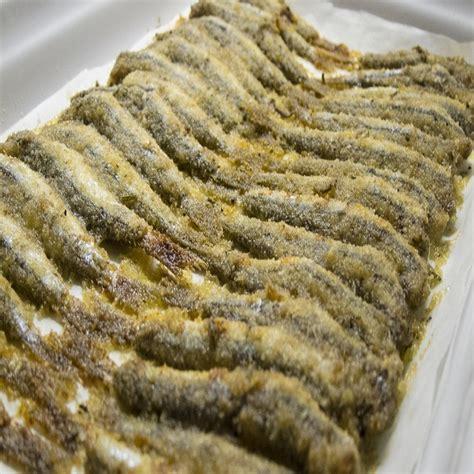 cucinare le alici al forno alici al forno fresco pesce