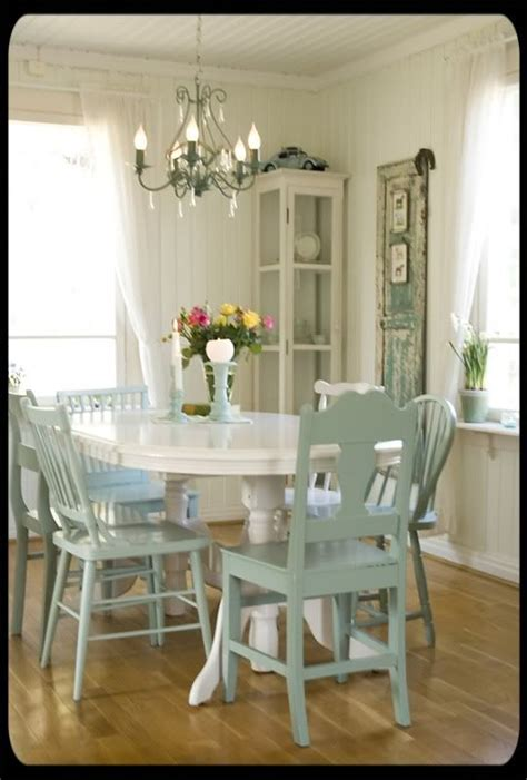 white kitchen set furniture love the look of the white table with the pale blue chairs
