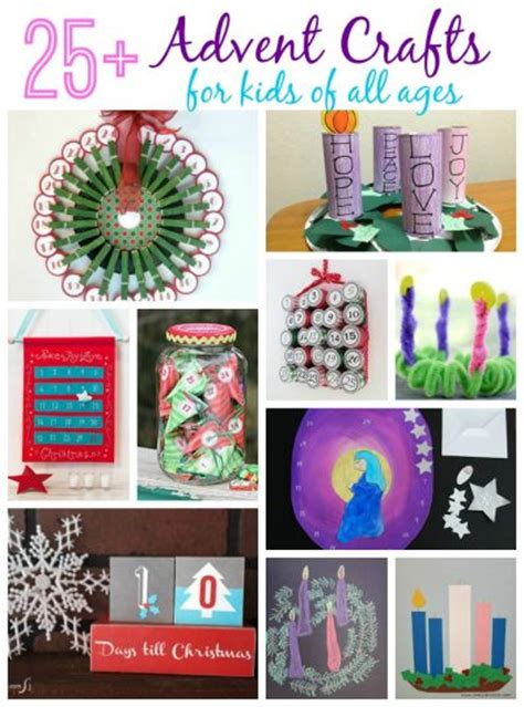 advent crafts for advent crafts for advent crafts to countdown the days