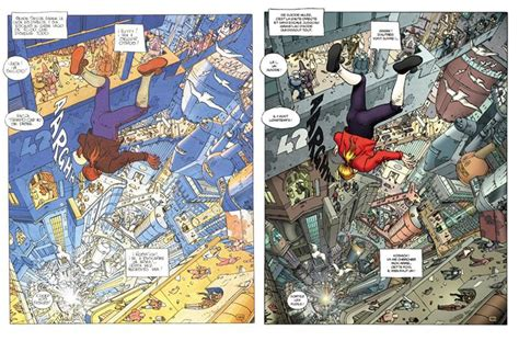 the incal should comics be recolored heavy metal