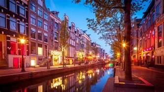 amsterdam s light district revealed amsterdam