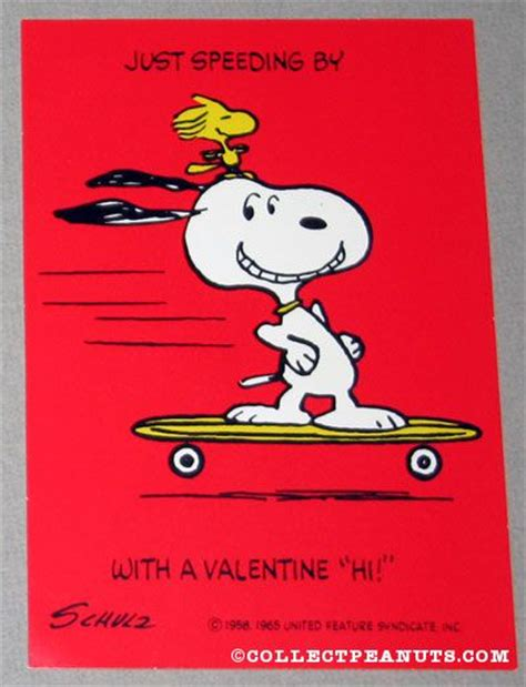 peanuts valentines peanuts s day cards collectpeanuts