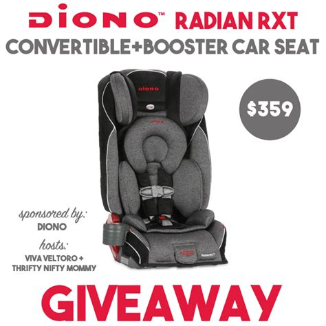 dino car seats giveaway dino radian rxt convertible booster car seat