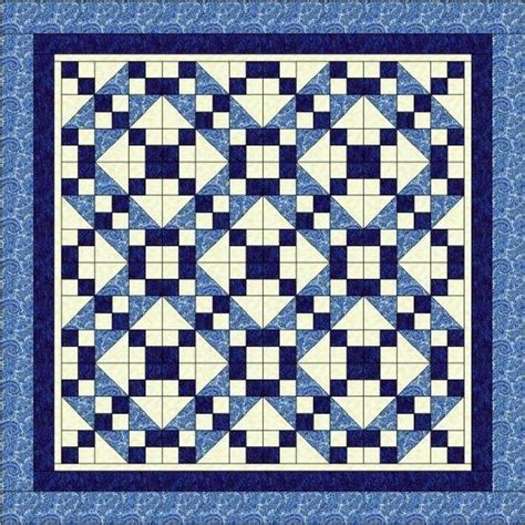 quilt pattern with three fabrics heirloom elegance three yard quilt cuttergurlcreations