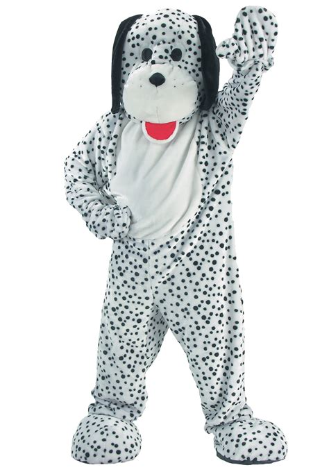 dalmatian costume dalmatian mascot costume