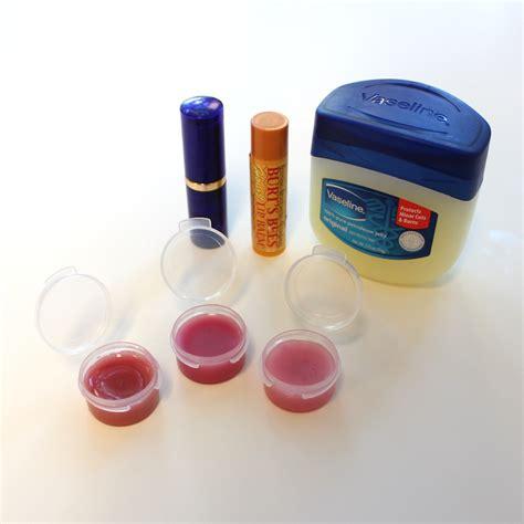 Lipgloss Vaseline s korner make your own lipgloss