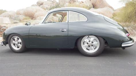 Porsche 1600 Super For Sale by 1956 Porsche 356a 1600 Super For Sale In Scottsdale