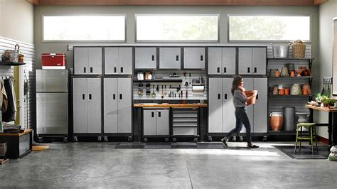 Rubbermaid Kitchen Cabinet Organizers garage storage inspiration gladiator 174