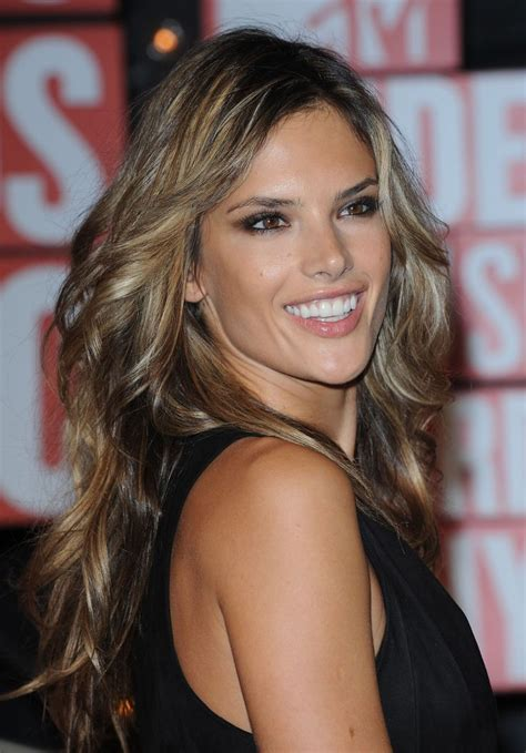 alessandra ambrosio hair color 17 best images about stars alessandra ambrosio on