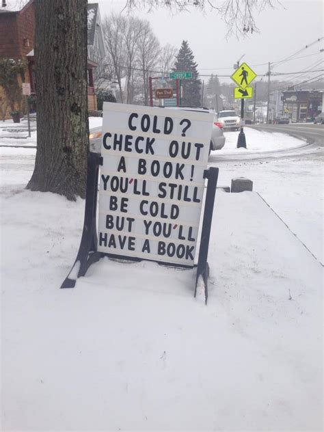 a cold cold books 12 signs that laugh in the of winter huffpost