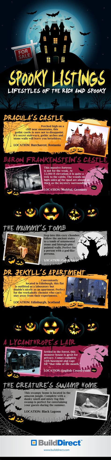 haunted house real estate listings 18 best images about real estate advertising on pinterest creative brochure design
