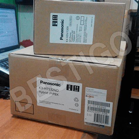 Pabx Kx Tda100d Kapasitas 24 Ext harga pabx ip panasonic kx hts32 24 extension 021 46834272