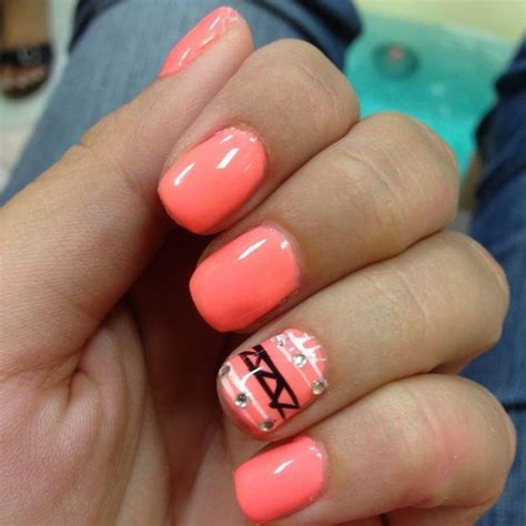 coral pattern nails coral nails designs pictures photos and images for