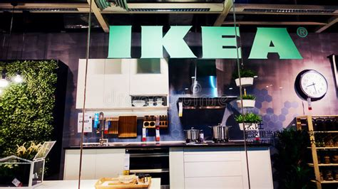 furniture home decor store editorial stock photo image of ikea editorial stock image image 58705194