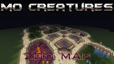 mo downloads mo creatures zoo map download 1 8 1 7 2 minecraft mo