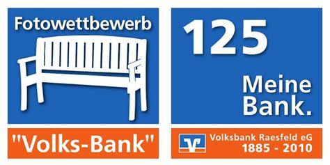 bank volksbank platz ist auf der kleinsten bank volksbank raesfeld