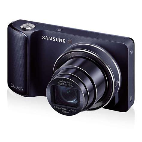 Kamera Samsung Galaxy Wifi samsung galaxy ek gc110 compact zwart wifi