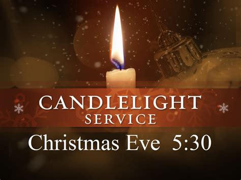 themes for christmas eve services candlelight service ideas