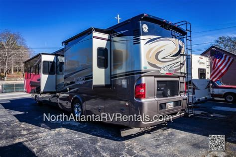rv rentals atlanta 187 2016 tiffin allegro rv rental