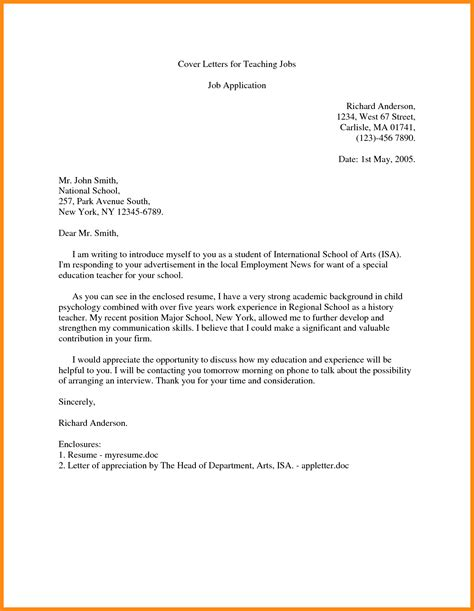 application letter for internship opportunity 11 application letter for employment as a