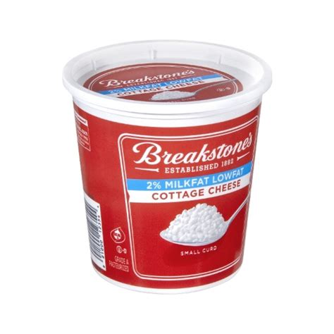 cottage cheese curd cottage cheese breakstone s 2 small curd 24 oz