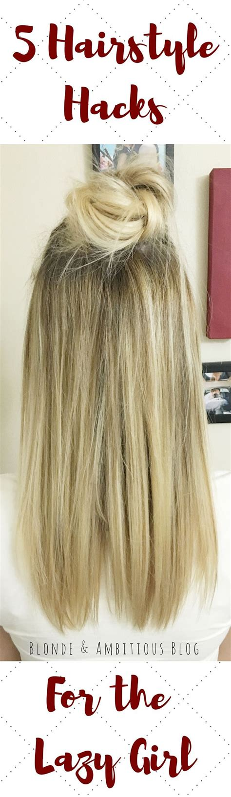 easy lazy hairstyles for school easy hairstyles 10 minutes hair