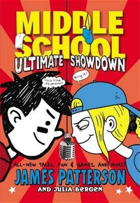 biography middle school books middle school ultimate showdown james patterson