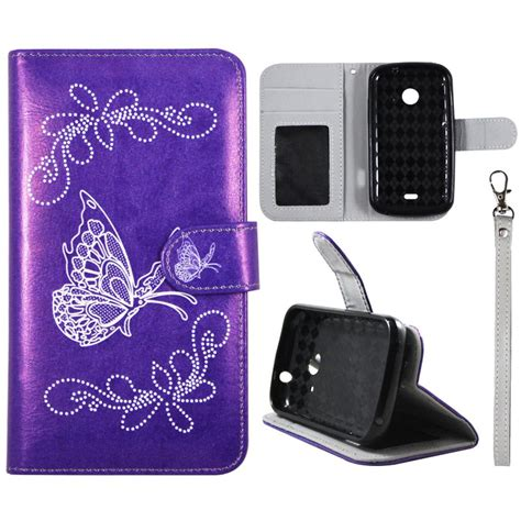 mobile phone cases and covers wallet leather for zte zinger phone cases design