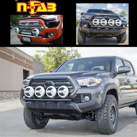light bar for 2017 tacoma accessories kc trends