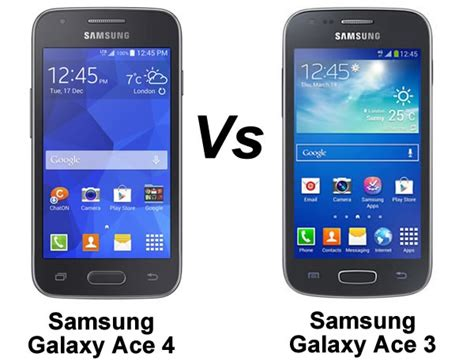 Samsung Ace 3 Replika Samsung Galaxy Ace 4 Vs Samsung Galaxy Ace 3