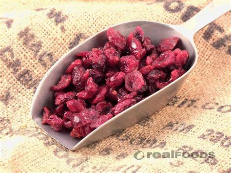 Cranberry Dried Unsweetened 250gr cranberries dried from real foods buy bulk wholesale