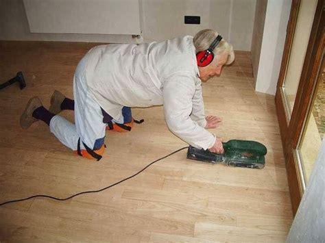 levigare pavimento lamatura parquet parquet