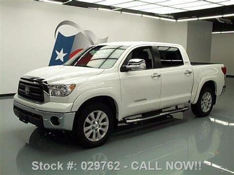 Toyota Direct Used Cars Buy Used 2012 Toyota Tundra Ltd Crewmax 4x4 20 Quot Wheels 33k